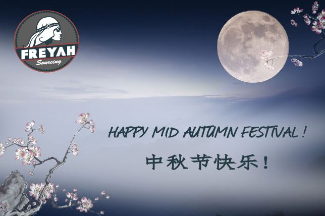 Mid Autumn Greetings!