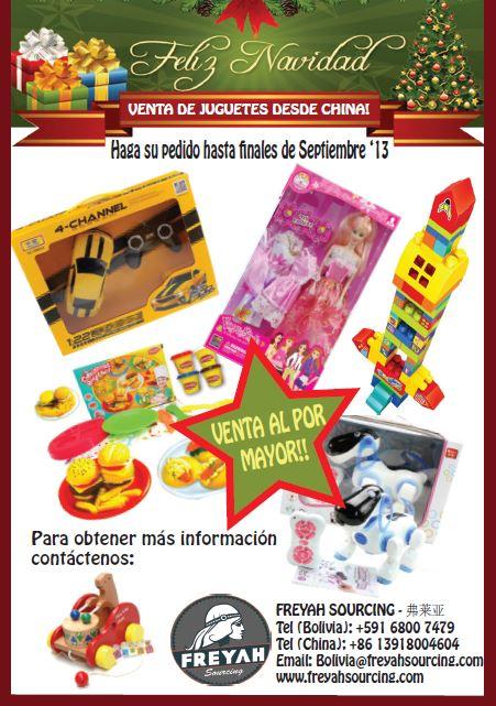 juguetes Freyah ad